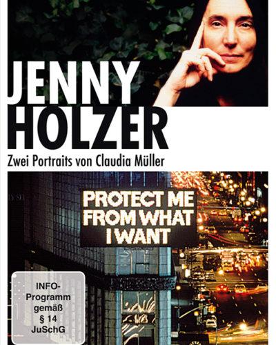 ABOUT JENNY HOLZER