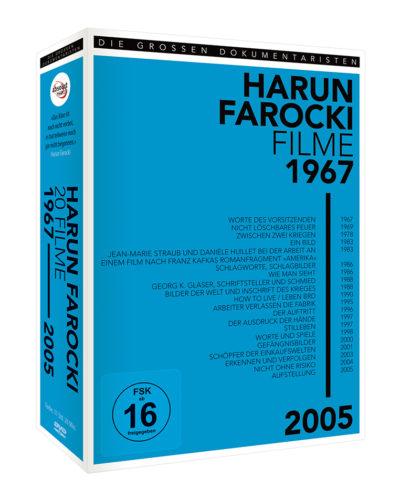 Harun Farocki Filme 1967–2005