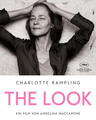 Charlotte Rampling THE LOOK