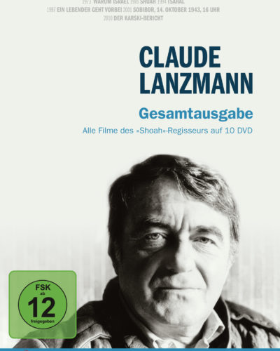 CLAUDE LANZMANN – Gesamtausgabe