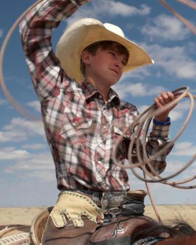 Crowley. Jeder Cowboy braucht sein Pferd